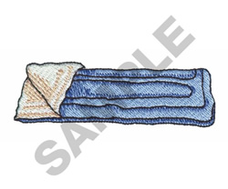 BLANKET embroidery design