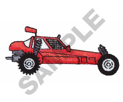 SAND BUGGY embroidery design