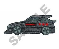 HOT WHEELS embroidery design