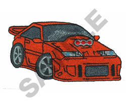 HOT WHEELS INTAKE embroidery design