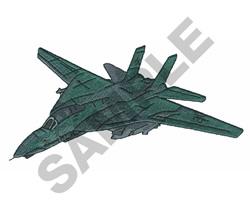 F-14 embroidery design