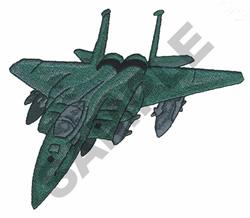 F-15E embroidery design