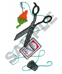 SEWING TOOLS embroidery design