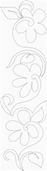 Daily Quilting Border embroidery design