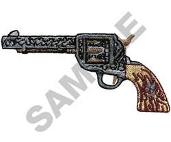 ARMY COLT .45 embroidery design