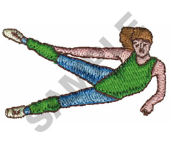 PHYSICAL FITNESS embroidery design