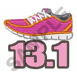 Free Machine Embroidery Designs Marathon Runner