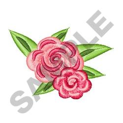 ROSE ACCENT embroidery design