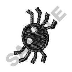 MINI SPIDER embroidery design