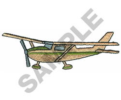 CESSNA 182 AIRPLANE embroidery design