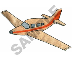 BELIANCA SUPER VIKING AIRPLANE embroidery design