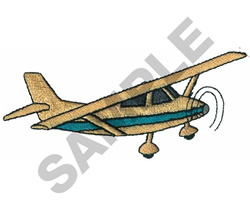 AIRPLANE embroidery design