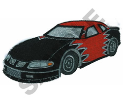 WINSTON CUP embroidery design