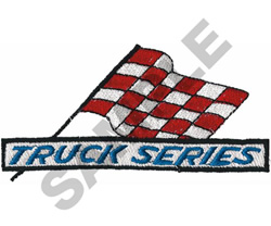 TRUCK SERIES embroidery design