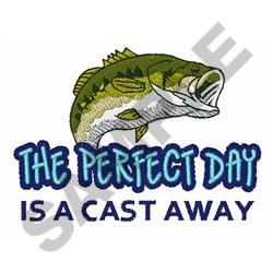 THE PERFECT DAY embroidery design