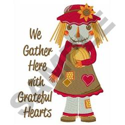 GREATFUL HEARTS embroidery design