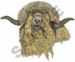 ANGORA SHEEP embroidery design