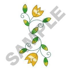 TULIP NINETEEN embroidery design