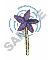 PINWHEEL embroidery design