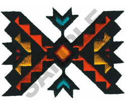 SOUTHWEST DESIGN embroidery design