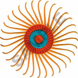 SOUTHWEST SUN DESIGN embroidery design