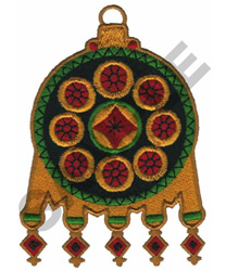 AFRICAN CHARM embroidery design
