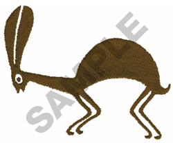 PRIMITIVE DRAWING embroidery design