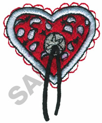 CONCHO embroidery design
