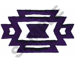 TRIBAL ART embroidery design