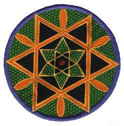 EMBLEM embroidery design
