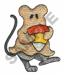 HALLOWEEN MOUSE embroidery design