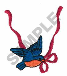BIRD COLLAR embroidery design