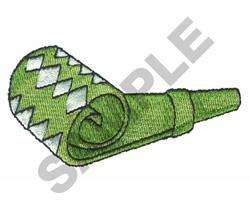BLOWOUT embroidery design