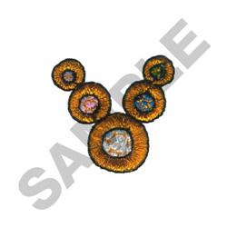 BUTTON HOLE EMBELLISHMENT embroidery design