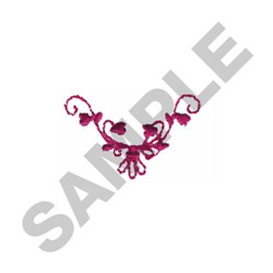 BUTTON HOLE EMBELLISHMENT embroidery design