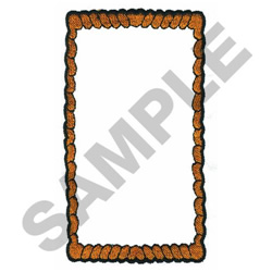TOPIARY FRAME embroidery design