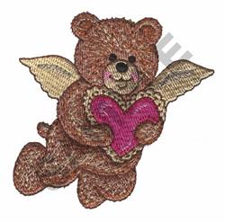 CHERUB BEAR embroidery design