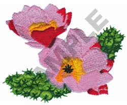 DEVILS FINGER embroidery design