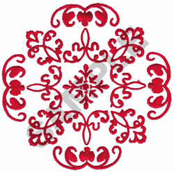 TAPESTRY embroidery design