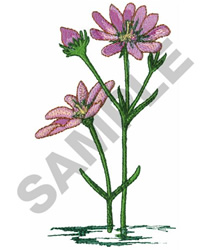 FLOWERS embroidery design