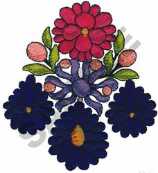 BAROQUE CARTOUCHE embroidery design