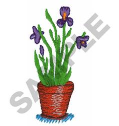 TOPIARY DESIGN embroidery design