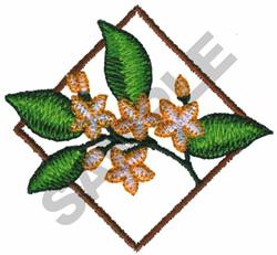 FLORAL DESIGN embroidery design