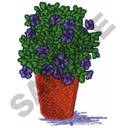 FLORAL ARRANGEMENT embroidery design