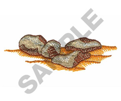 ROCKS embroidery design