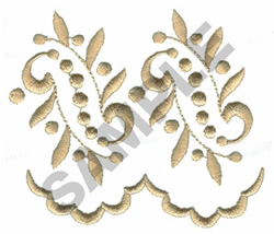 Floral Pattern embroidery design