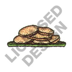 STACKED COOKIES embroidery design