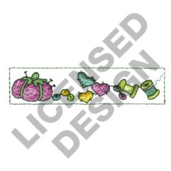 QUILTING NOTIONS embroidery design