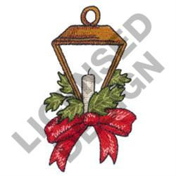 CHRISTMAS LANTERN embroidery design