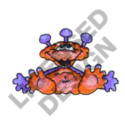 BABY MONSTER embroidery design